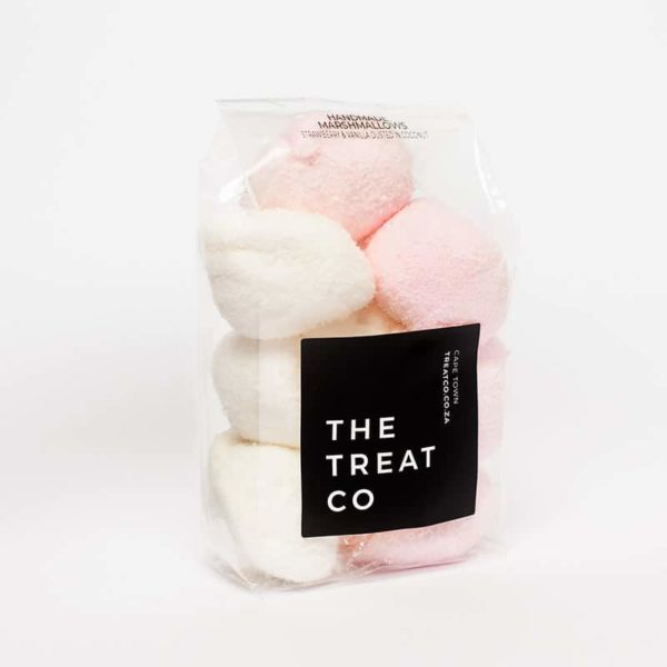 marshmallows pink white in desiccated coconut 145g